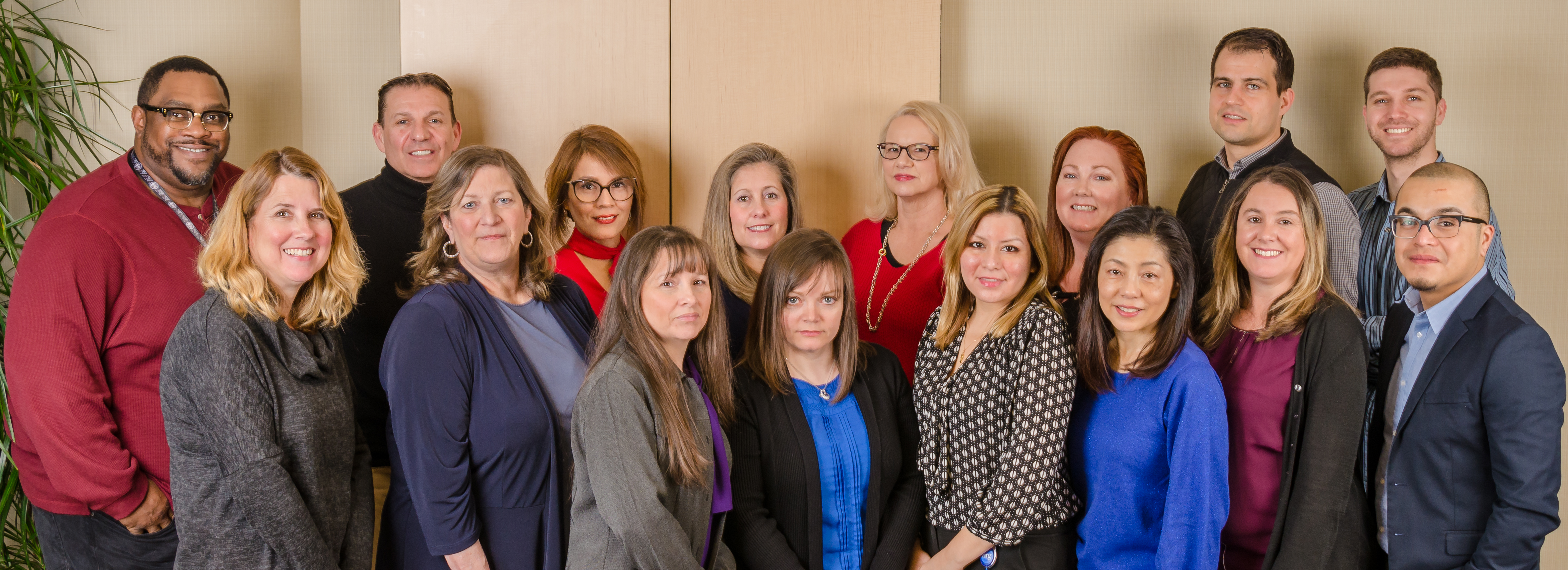 Photo of Northridge group's Chicago team of quality experts