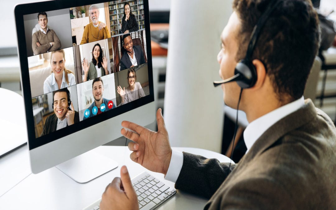 Contact Center Training Evolves as Classrooms Go Virtual