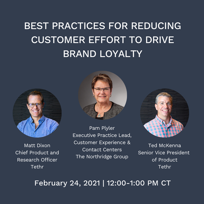 Best Practices For Reducing Customer Effort To Drive Brand Loyalty